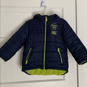 OshKosh B'Gosh boys winter coat
